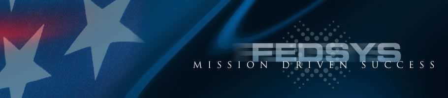 FedSys - Mission Driven Success